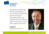 EBÖ-Präsident Christoph Leitl zur Zukunft Europas